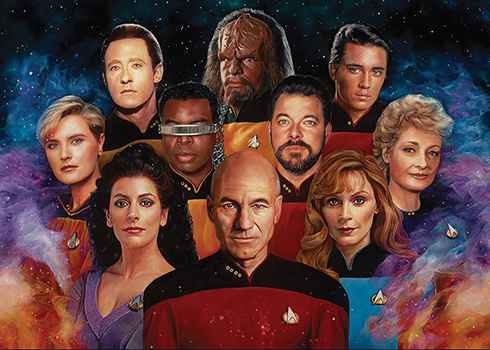2016 Rittenhouse Star Trek 50 for 50B