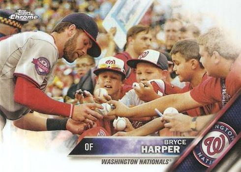 2016 TC Var 200 Bryce Harper
