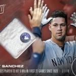 388 Gary Sanchez Relic /10