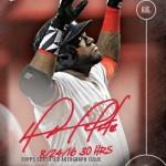 389 David Ortiz Autograph /10