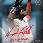 389 David Ortiz Autograph /49
