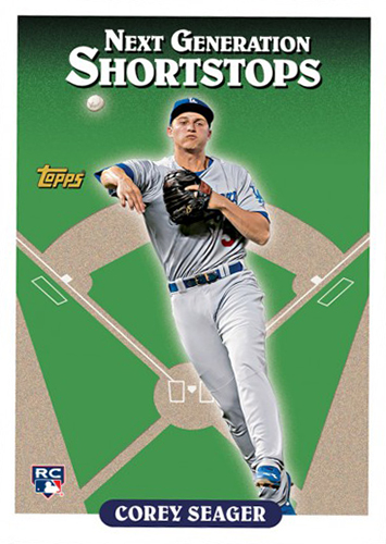 54 Corey Seager