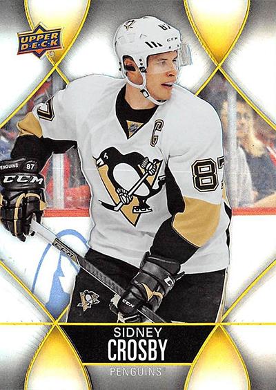 2016-17 Tim Hortons Hockey Base Sidney Crosby
