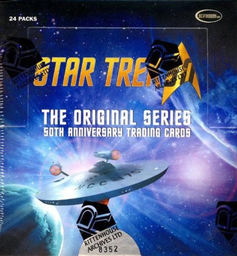 2016 Star Trek 50th Anniversary Box