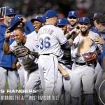 498 Texas Rangers