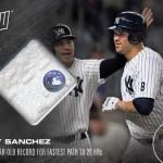 509 Gary Sanchez Relic /99
