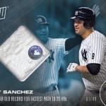 509 Gary Sanchez Relic /49