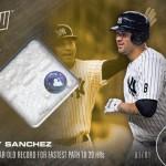509 Gary Sanchez Relic 1/1