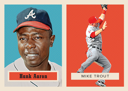 70 Aaron, Trout