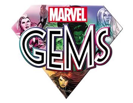2016 Upper Deck Marvel Gems