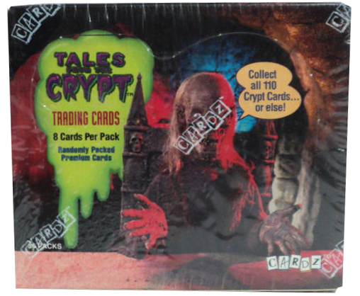 1993 Tales from the Crypt Box