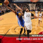 34 Kevin Durant