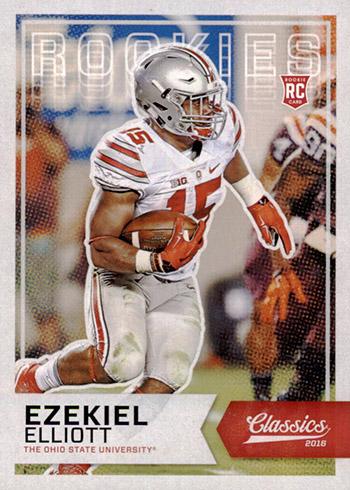 2016 Classics Ezekiel Elliott