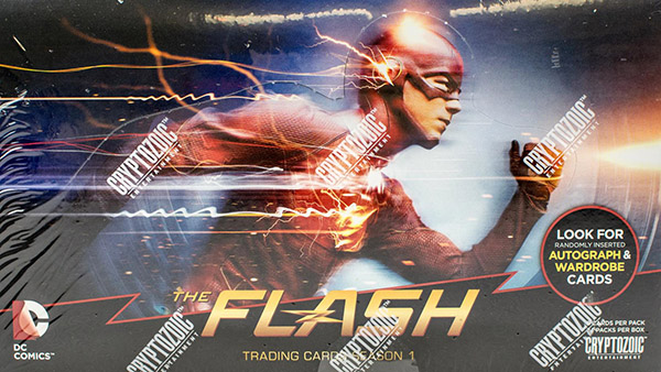 2016 Flash Season 1 Box