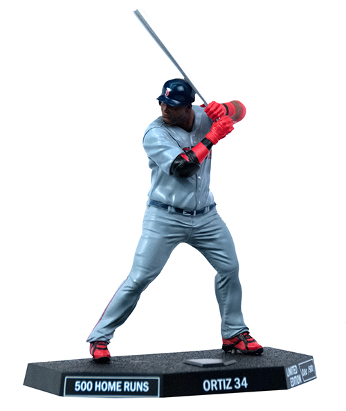 2016 Import Dragons David Ortiz 500 Home Runs Loose