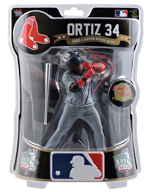 2016 Imports Dragon David Ortiz 500 Home Runs Figure