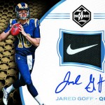 2016 Panini Limited Football Rookie Patch Autographs Sapphire Spotlight