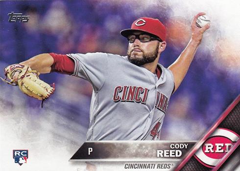 2016 TU 34 Cody Reed