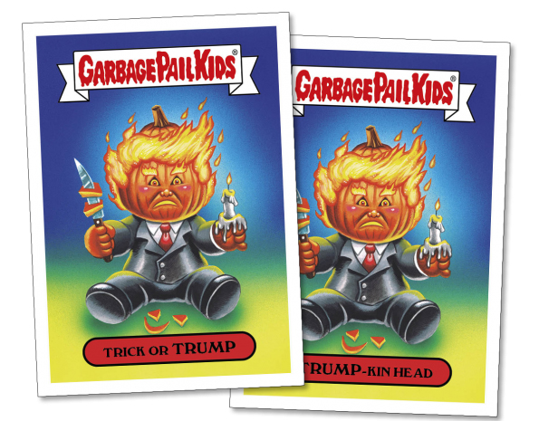 2016 Topps Garbage Pail Kids Halloween 1