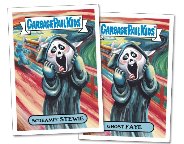 2016 Topps Garbage Pail Kids Halloween 5