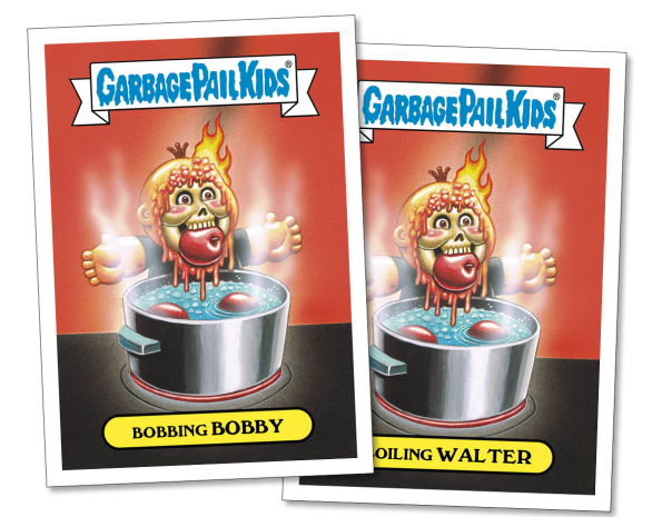 2016 Topps Garbage Pail Kids Halloween 7