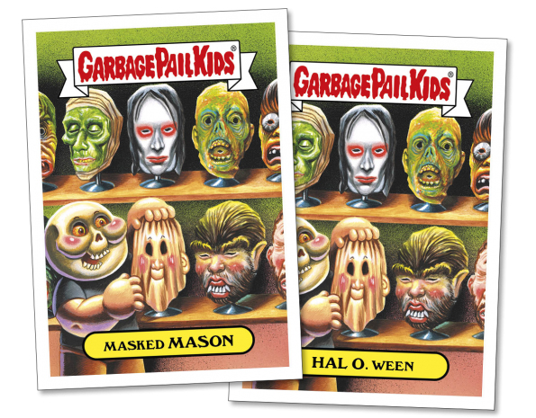 2016 Topps Garbage Pail Kids Halloween 8
