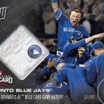 539 Toronto Blue Jays Relic /99