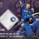 539 Toronto Blue Jays Relic /25