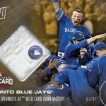 539 Toronto Blue Jays Relic 1/1