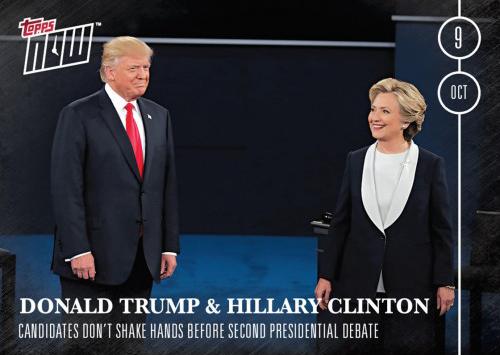 7 Trump, Clinton