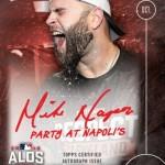 MN-D Mike Napoli Autograph /10