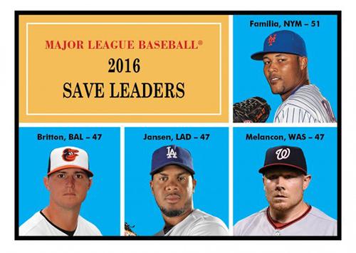 107 Save Leaders