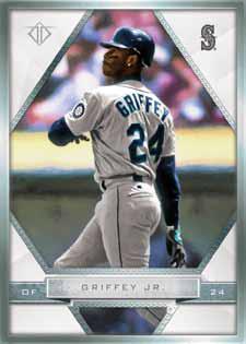 2016 Topps Transcendent Baseball Base Icons Griffey