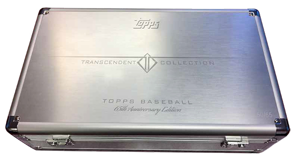 2016 Topps Transcendent Baseball Box