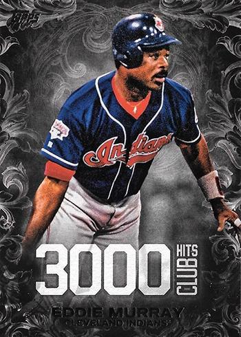 2016 Topps Update Series Baseball 3000 Hit Club