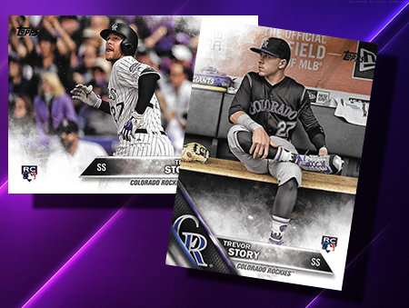 2016 Topps Update Series Baseball Variations Header