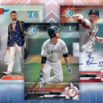 2017 Bowman Baseball Header