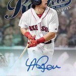 2017 Bowman Baseball ROY Favorite Autograph