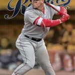 2017 Bowman Baseball ROY Favroties Gold Refractor