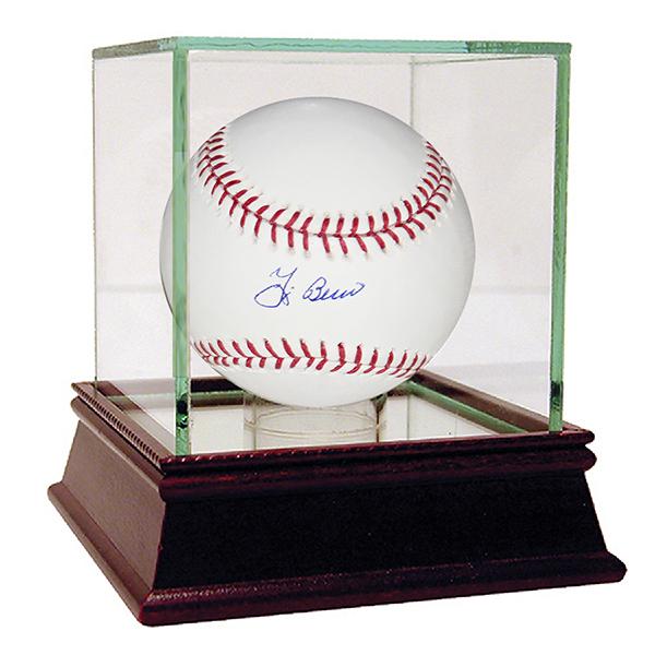 Yogi Berra Signed Baseball Steiner