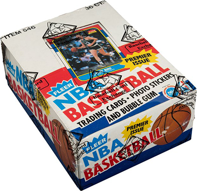 1986-87 Fleer Basketball Box Heritage Nov-2016