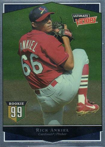 1999 Ultimate Victory Rick Ankiel