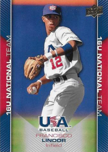 2009 Upper Deck USA Francisco Lindor