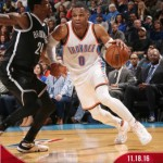 114 Russell Westbrook