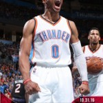 47 Russell Westbrook