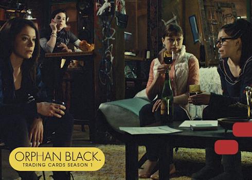 2016 Cryptozoic Orphan Black Season 1 Felixs Loft