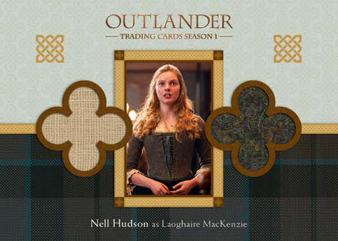 2016 Outlander Season 1-6 Dual Wardrobe