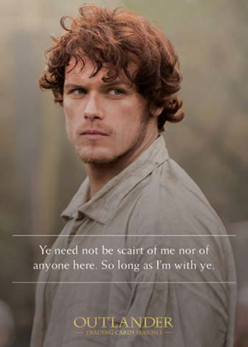 2016 Outlander Season 1-6 Quotes