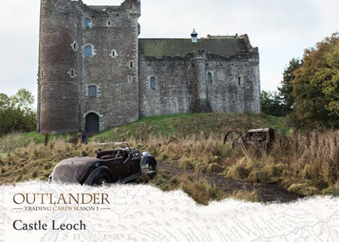 2016 Outlander Season 1-6 Speak Outlander