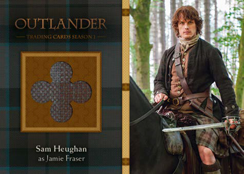 2016 Outlander Season 1-6 Wardrobe